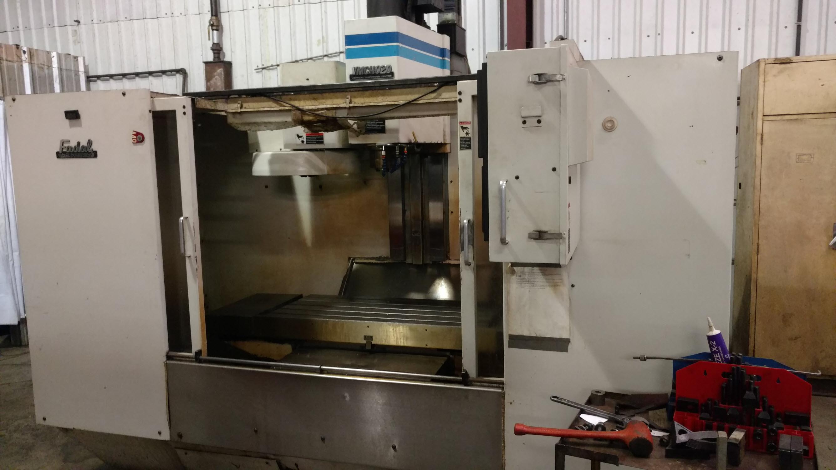 a1 machine shop