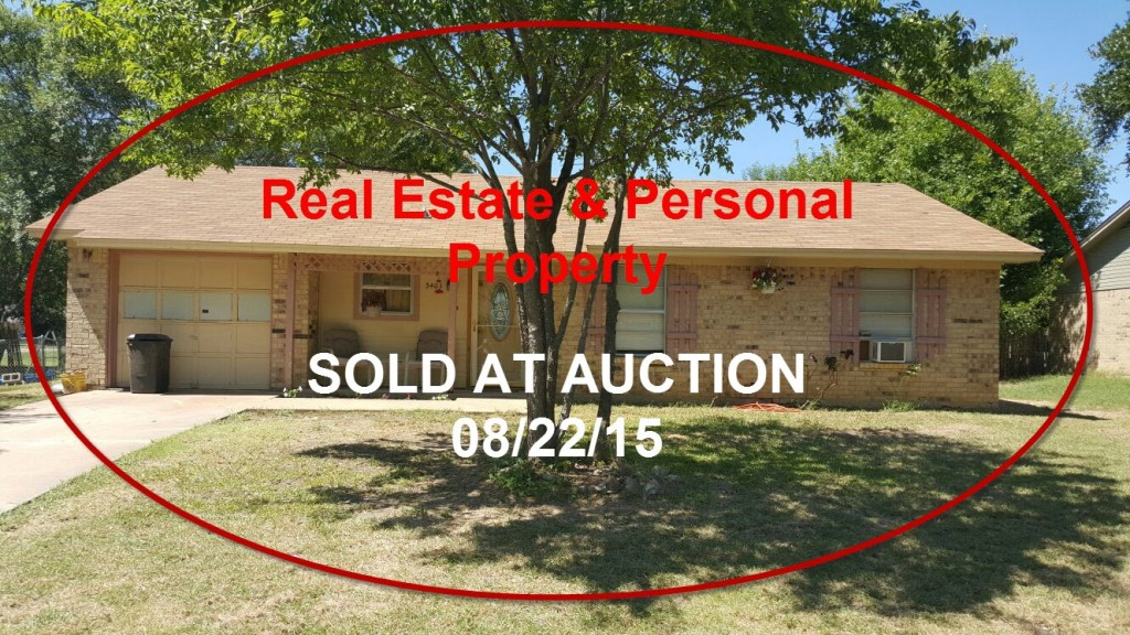 gatesville sold at auction